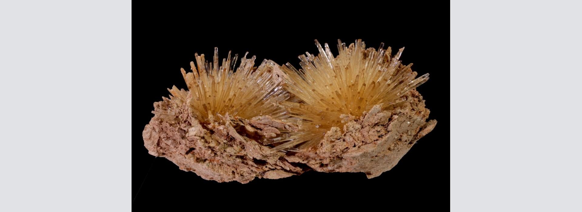 El mineral del mes d'agost: Aragonita