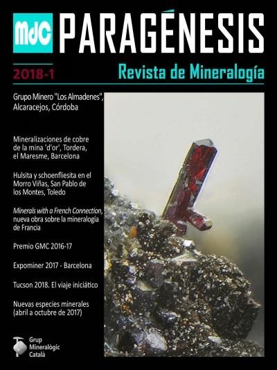 Paragénesis. Revista de Mineralogía (2018-1)