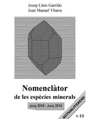 <em>Nomenclàtor de les espècies minerals</em> (actualització 5.0)